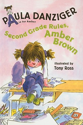Second Grade Rules, Amber Brown (A is for Amber; Easy-To-Read) Cover Image