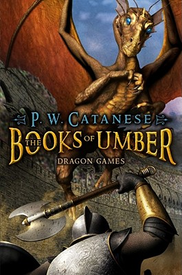 Cover for Dragon Games (The Books of Umber #2)