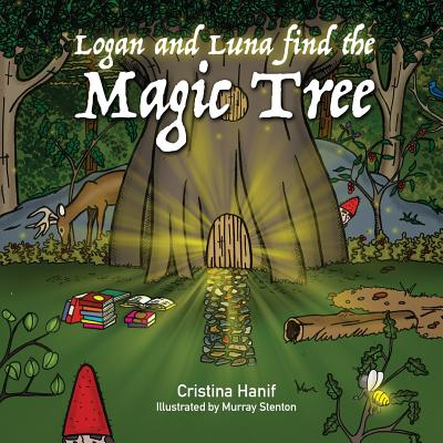 Logan and Luna Find the Magic Tree Cover Image