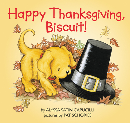 Happy Thanksgiving, Biscuit! Cover Image
