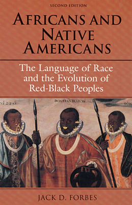 Cover for Africans and Native Americans