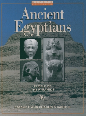 Cover for Ancient Egyptians (Oxford Profiles)