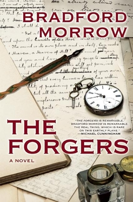 The Forgers Cover Image