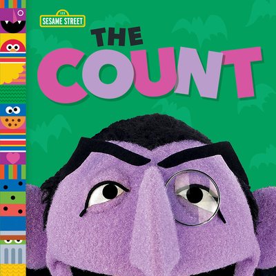 The Count (Sesame Street Friends) Cover Image