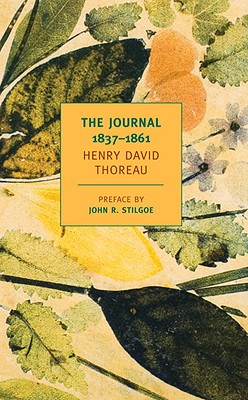 The Journal of Henry David Thoreau, 1837-1861 Cover Image