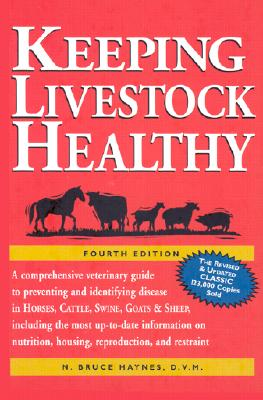 Cover for Keeping Livestock Healthy