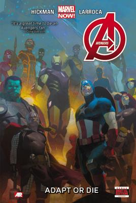 Avengers Volume 5 cover image
