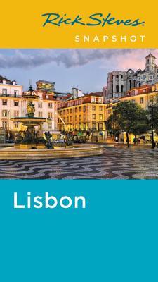 Rick Steves Snapshot Lisbon Cover Image
