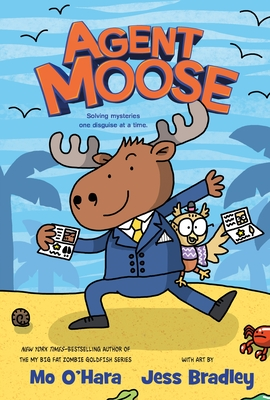 Agent Moose Cover Image