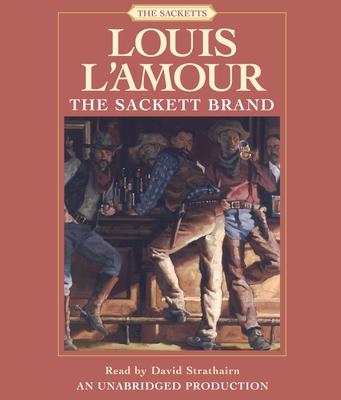 The Sackett Brand Cover