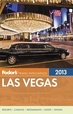 Fodor's Las Vegas 2013 Cover