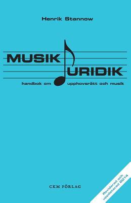 Musikjuridik Cover Image