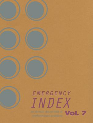 Emergency Index, Vol. 7 Cover Image