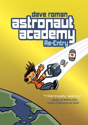 Astronaut Academy: Re-entry Cover Image