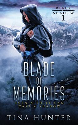 Blade of Memories (Black Shadow #1) Cover Image