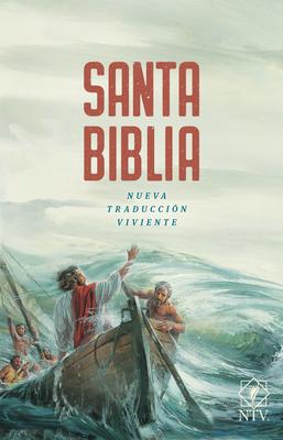 Biblia Para Niños Ntv (Tapa Rústica) Cover Image