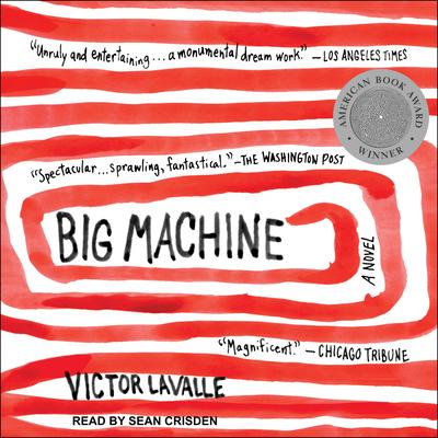 Big Machine Cover Image