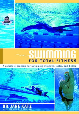 Swimming for Total Fitness Cover