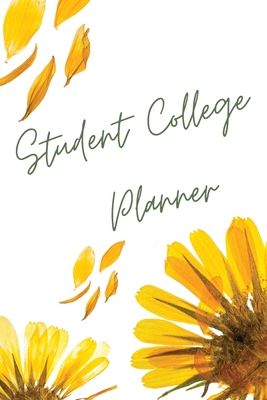 Student College Planner: Weekly Monthly Planner with Flexible Cover Over Over 110 Pages / 110 Weeks; 6 x 9 Format Cover Image