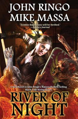 River of Night (Black Tide Rising #7) Cover Image