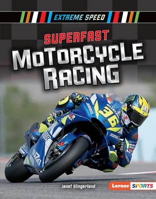 Superfast Motorcycle Racing Cover Image