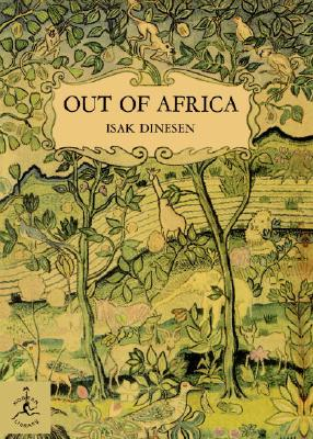 Out of Africa (Modern Library 100 Best Nonfiction Books) Cover Image