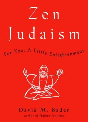 Zen Judaism Cover