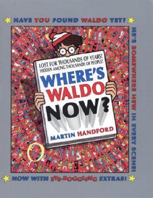 Where's Waldo Now?: Mini Edition Cover Image