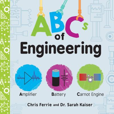 ABCs of Engineering (Baby University) Cover Image