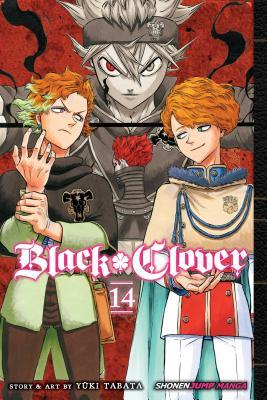 Black Clover, Vol. 14 Cover Image