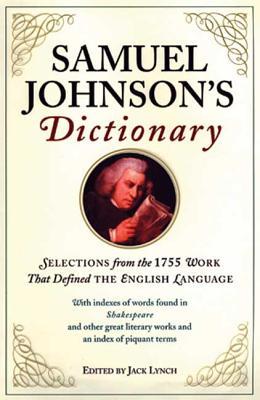 Samuel Johnson's Dictionary Cover Image
