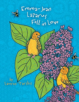 Emma Jean Lazarus Fell in Love Cover