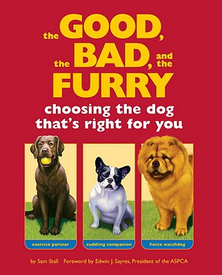 The Good, the Bad, and the Furry Cover