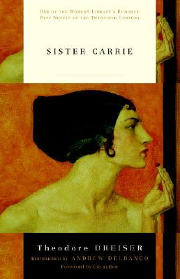 Sister Carrie Cover