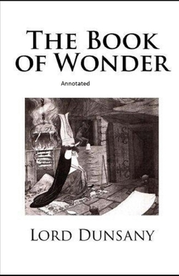 The Book of Wonder: Annotated Cover Image