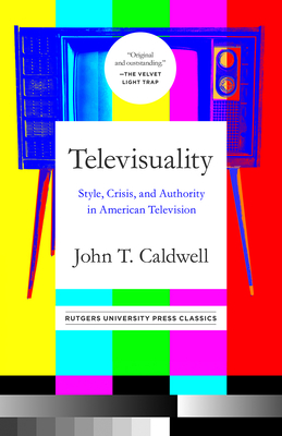 Cover for Televisuality