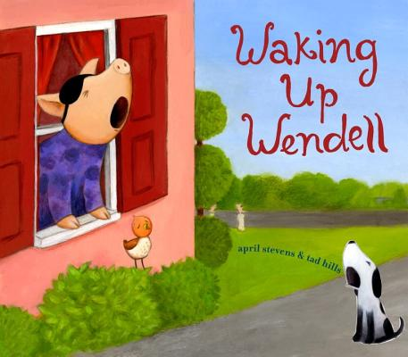 Waking Up Wendell Cover