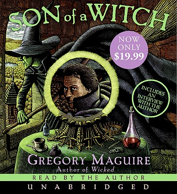 Son of a Witch (Wicked Years (Audio) #2) Cover Image