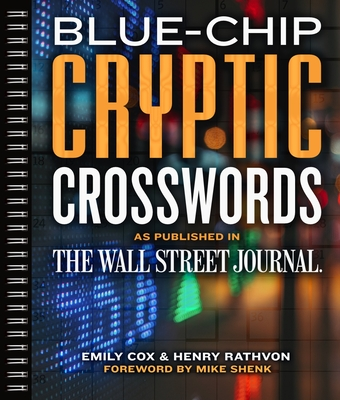 Blue-Chip Cryptic Crosswords as Published in the Wall Street Journal, 5 Cover Image