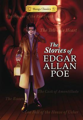 Manga Classics Stories of Edgar Allan Poe Cover Image