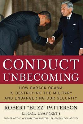 Cover for Conduct Unbecoming