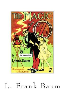 The Magic of Oz: Oz - Volume 13 Cover Image
