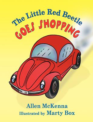 The Little Red Beetle Goes Shopping Cover Image