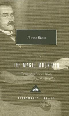 The Magic Mountain (Everyman's Library Contemporary Classics Series) Cover Image