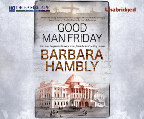 Cover for Good Man Friday