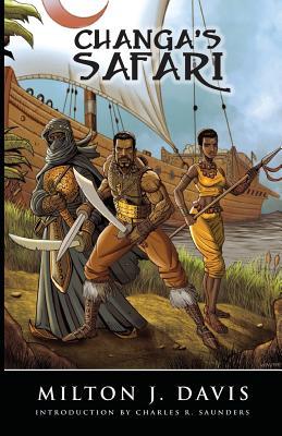 Cover for Changa's Safari