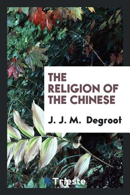 The Religion of the Chinese Cover Image