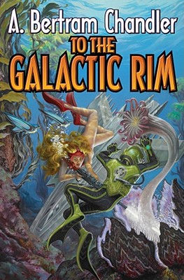 To the Galactic Rim (John Grimes Saga #1) Cover Image