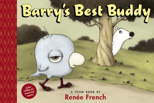 Barry's Best Buddy Cover