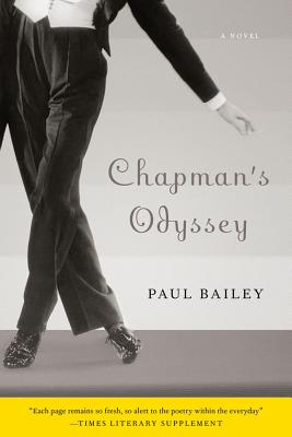 Chapman's Odyssey Cover